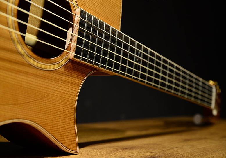 Nylon String Guitars   Crossover Series Guitars for Sale